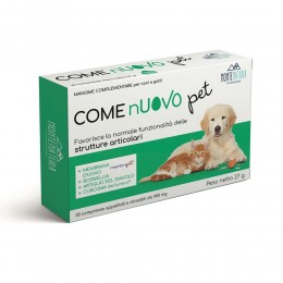 COME nUOVO PET 30 compresse