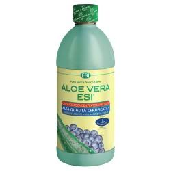 Aloe Vera Succo con Mirtillo 1000ml