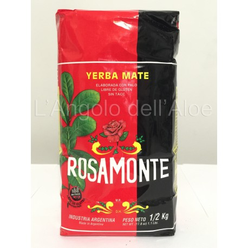 YERBA MATE ROSAMONTE NORMALE 500gr