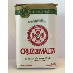 YERBA MATE CRUZ DE MALTA 500gr CON PALO