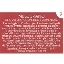 Olio Di Melograno 125ml