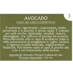 Olio Di Avocado 125ml