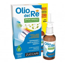 Olio del Re SPRAY NASALE DECONGESTIONANTE 30ml
