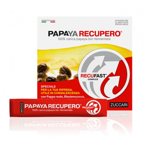 Papaya Recupero 14 stick-pack da 3,5g