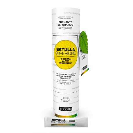 BETULLA SUPERIORE 25 stick-pack da 10ml