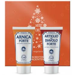 Confanetto Natale - Pomata Artiglio del Diavolo Forte 50ml + Pomata Arnica Forte 50ml