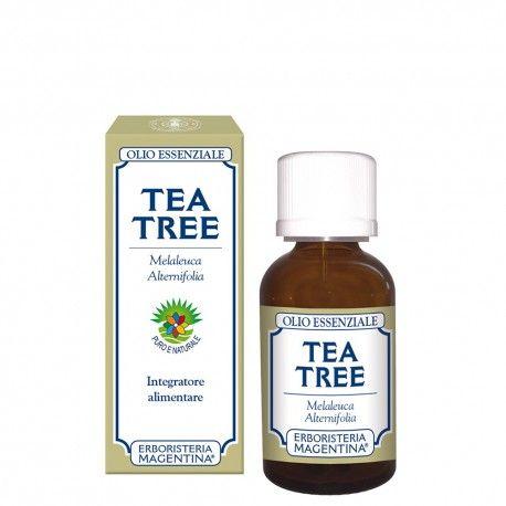 Olio Essenziale Tea Tree 30 ml
