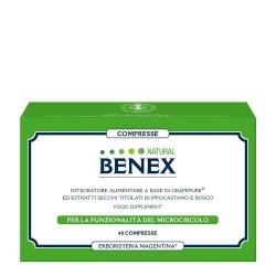 Natural BENEX Integratore 40 compresse