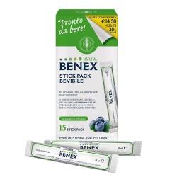 Natural Benex Bevibile 15 stick-pack