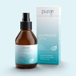 PURAE Spray Purificante 100ml con Oli Essenziali