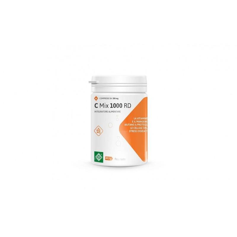 Vitamina C MIX 1000 RD 90 compresse da 550mg