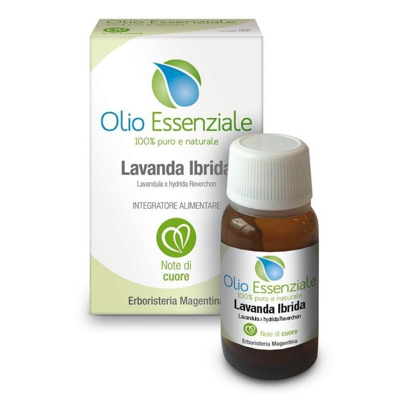 Olio Essenziale LAVANDA IBRIDA 10ml