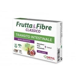 Frutta & Fibre CLASSICO Transito Intestinale 24 cubetti