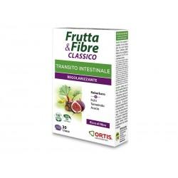 Frutta & Fibre CLASSICO Transito Intestinale 30 compresse