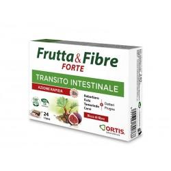 Frutta & Fibre FORTE Transito Intestinale 24 cubetti