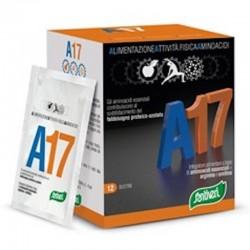 Aminoacidi A17 20 bustine da 108gr