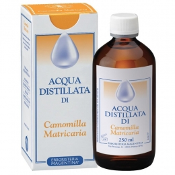 Acqua Distillata Camomilla Matricaria 250ml