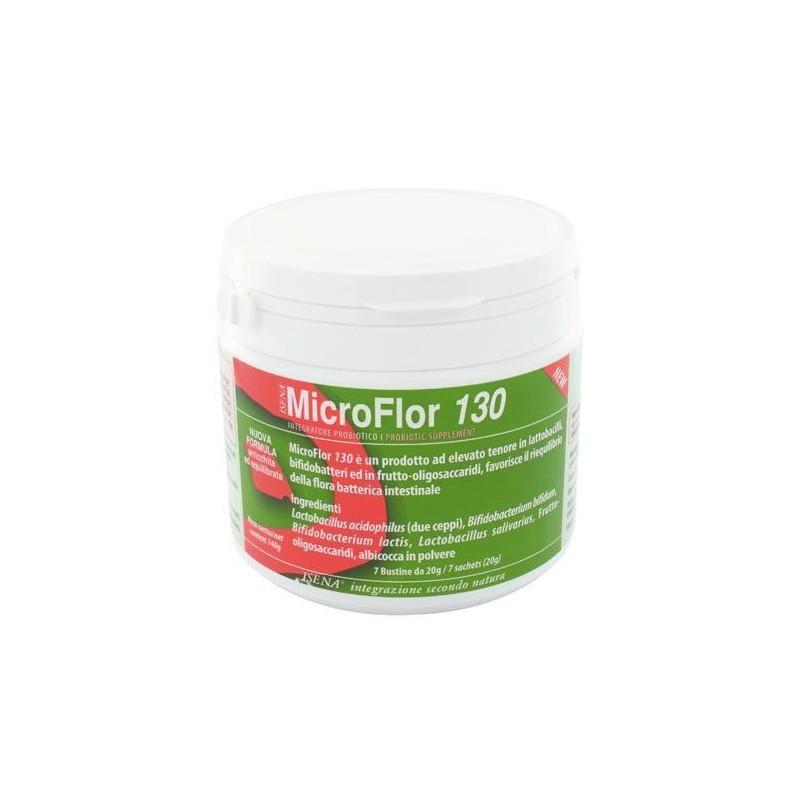 MICROFLOR 130 da 7 bustine 20g