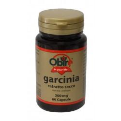 GARCINIA CAMBOGIA estratto secco 300mg da 60 capsule