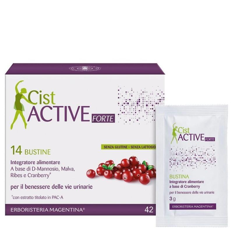 CistActive Forte 14 bustine da 3g