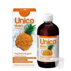 Unico Dren con succo di Ananas 250ml