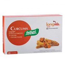Curcuma LongVida 48 compresse