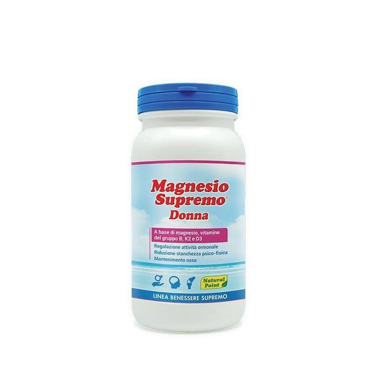 Magnesio Supremo DONNA 150gr