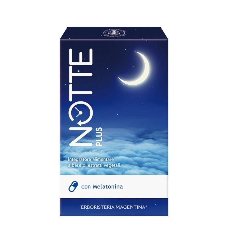 Notte Plus con Melatonina 60 capsule