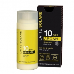 Latte Solare Argan 10 SPF 125ml