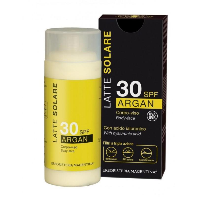 Latte Solare Argan 30 SPF 125ml