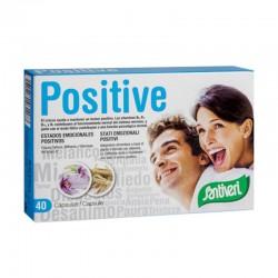 Santiveri Positive 40 capsule per il normale tono dell'umore